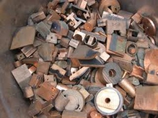 Purchasing high price of scrap copper